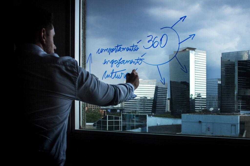 A avaliação 360 e a avaliação de desempenho
