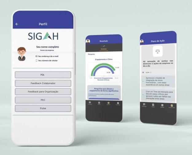Aplicativo SIGAH